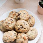 Cookies au chocolat & crackers ou comment recycler les biscuits de bébé !