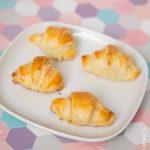 Croissants spécial apéro feuilletés au saumon & fromage frais