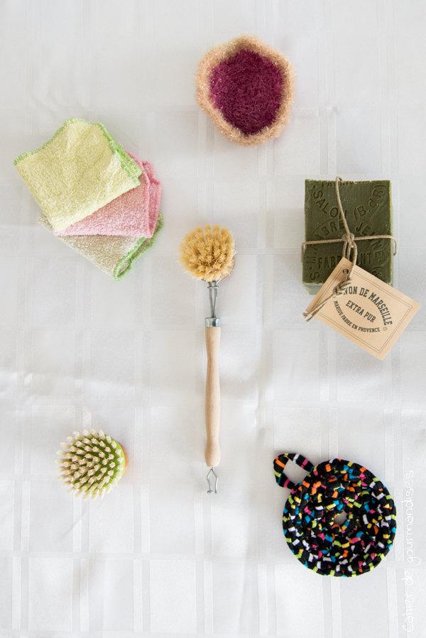 Mes ustensiles de cuisine zero dechet | Cahier de gourmandises