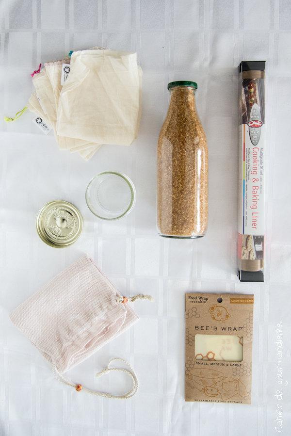 Ma cuisine zero dechet | Cahier de gourmandises