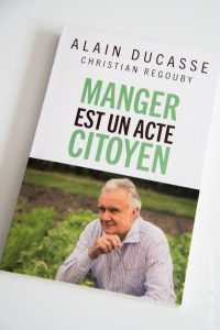 Alain Ducasse Livre | Cahier de gourmandises