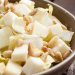 Salade d'endives pomme-tomme