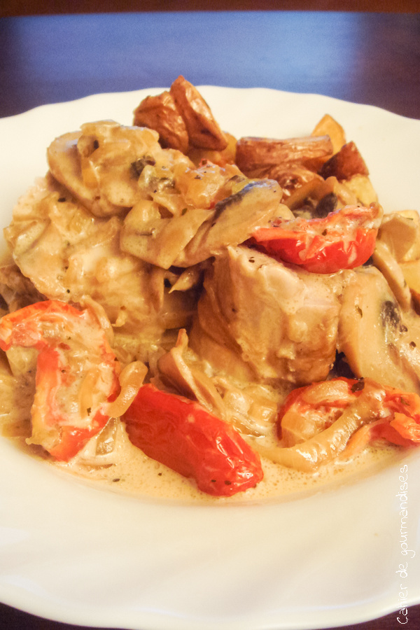 Filet mignon de porc au cidre | Cahier de gourmandises
