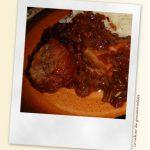 Filet mignon de porc aux pruneaux