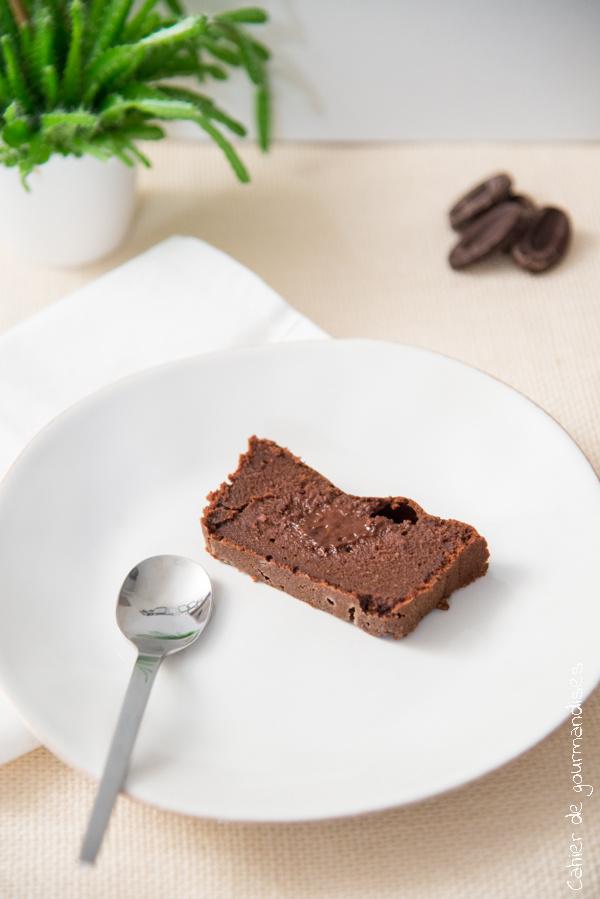 Fondant Mimi biscuit | Cahier de gourmandises