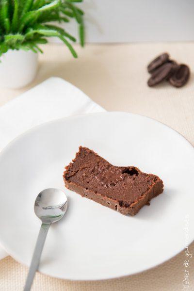 Le fondant  comme un bonbon au chocolat de Mimi Biscuit