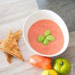 Gaspacho | Cahier de gourmandises