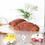Mes petites voitures en chocolat… 1er essai !