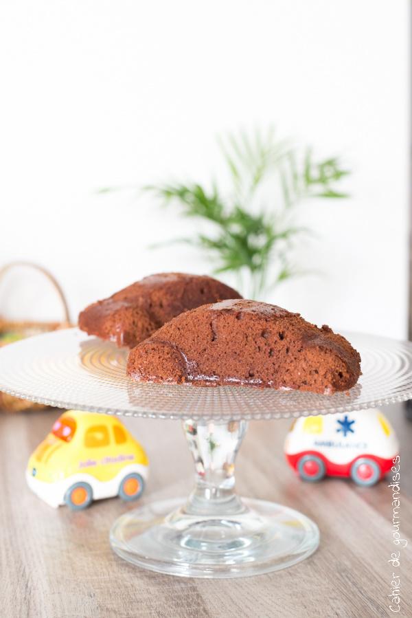 Gateau Chocolat Voiture | Cahier de gourmandises