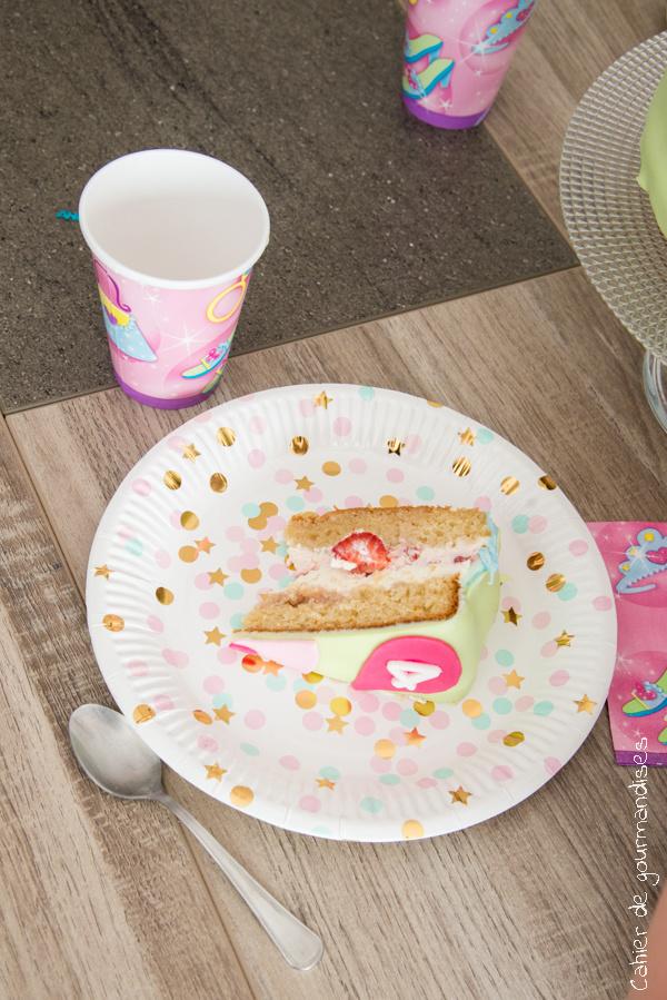 Gateau Anniversaire Peppa Pig | Cahier de gourmandises