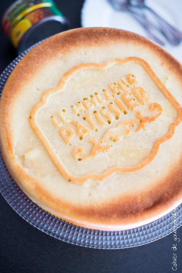 Gateau au yaourt et ananas | Cahier de gourmandises