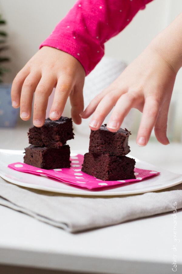 Gateau chocolat betteraves | Cahier de gourmandises