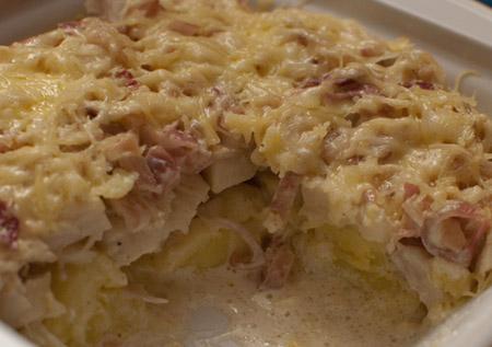 Gratin de poisson et pommes de terre cahier de gourmandises - Gratin de pommes de terre au four ...