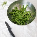 Purée d'haricots vert et pomme de terre (dès 5 mois)