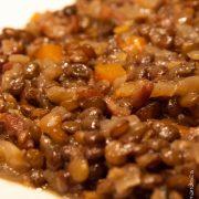 Lentilles Carottes   Cahier de gourmandises