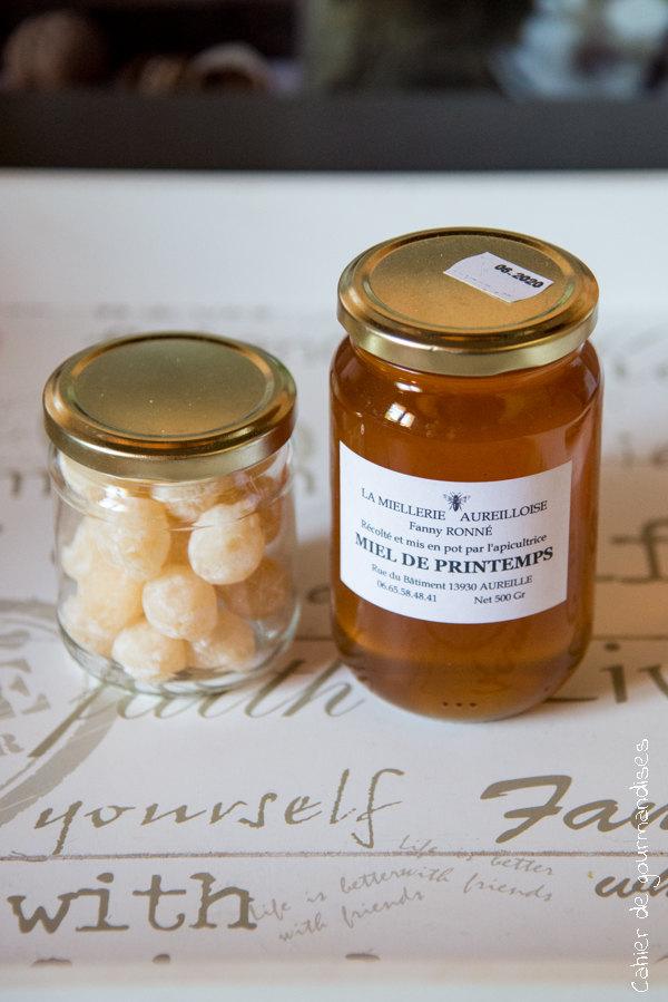 La miellerie Aureilloise | Cahier de gourmandises