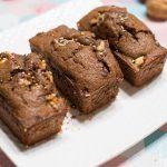 Mini Cakes au Chocolat et noix