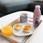 Mon petit-déj | Cahier de gourmandises