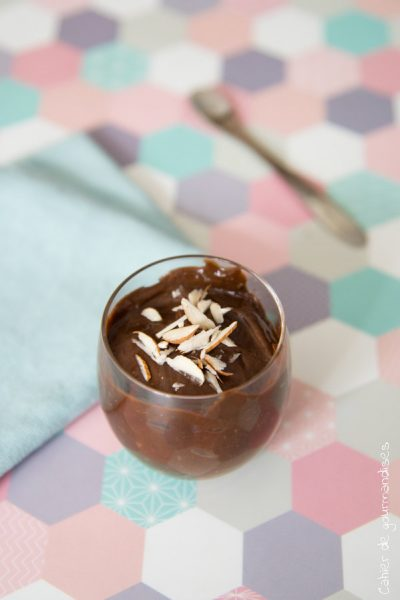 Crème chocolat avocat