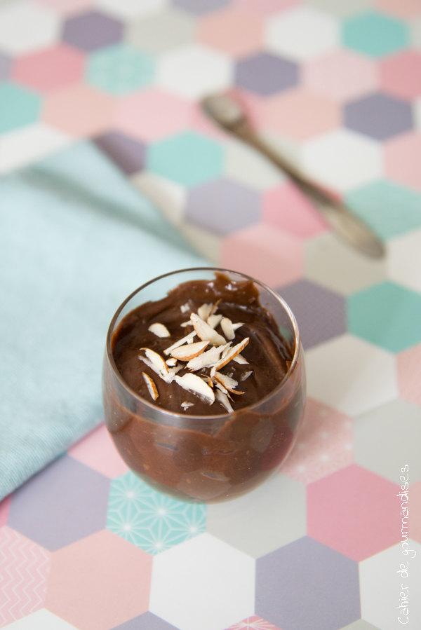 MousseMousse chocolat et avocat | Cahier de gourmandises chocolat et avocat | Cahier de gourmandises