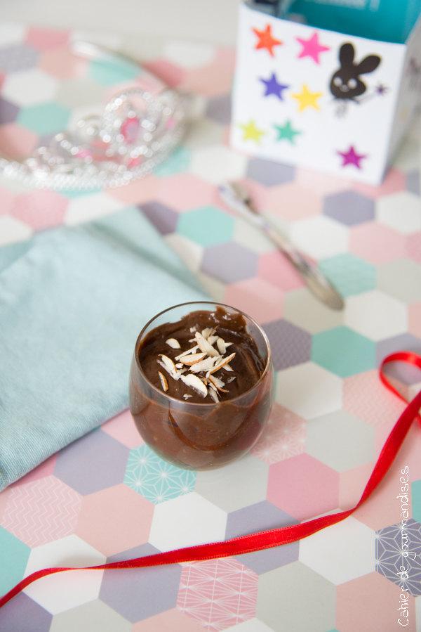 Mousse chocolat et avocat | Cahier de gourmandises