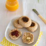 Muffins anglais à l'épeautre