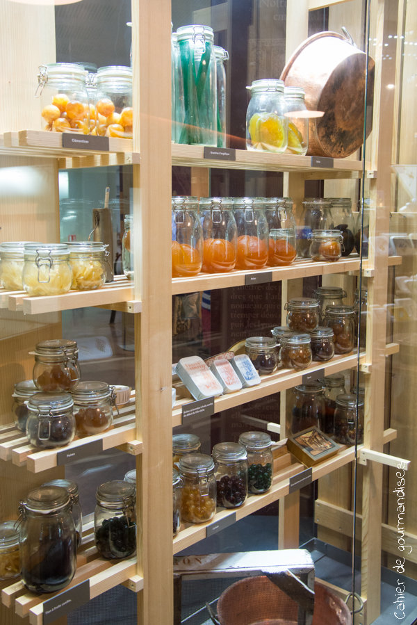 Musee Calisson | Cahier de gourmandises