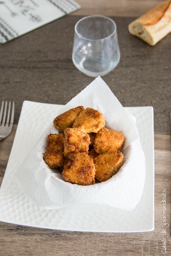 Nuggets de poulet maison | Cahier de gourmandises
