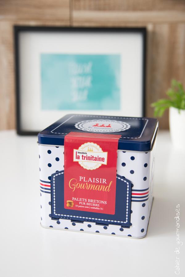 Palets Bretons La trinitaine | Cahier de gourmandises