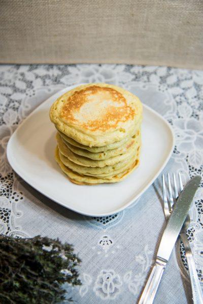 Pancakes aux flocons d'avoine | Cahier de gourmandises