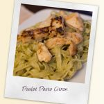 Poulet Pesto Citron