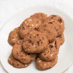 Sablés chocolat et noix de pécan