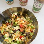 Salade de lentilles corail & vinaigrette La Tourangelle [+Résultat Concours]