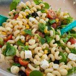 Salade de pâtes rafraichissante