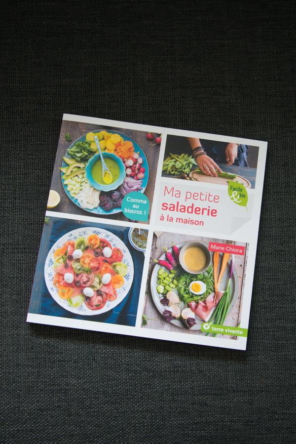 Salade Bio   Cahier de gourmandises
