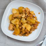 Tajine poulet Pommes de terre | Cahier de gourmandises