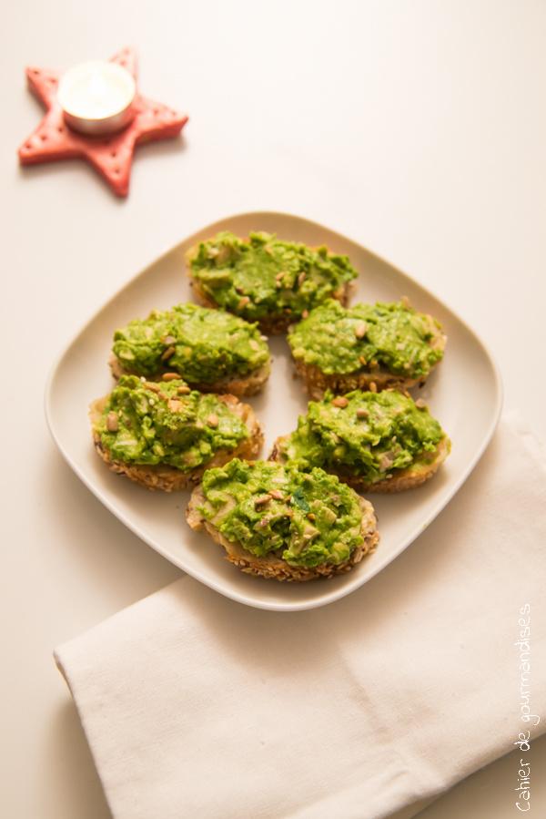 Tartines Avocat Poulet   Cahier de gourmandises