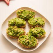 Tartines Avocat Poulet | Cahier de gourmandises