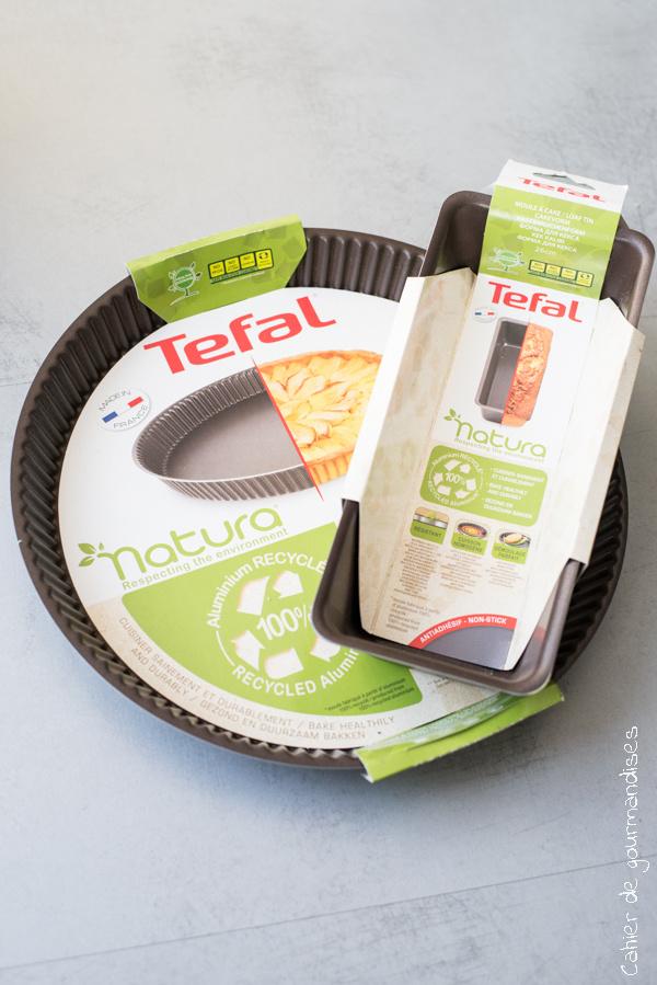 Tefal Natura | Cahier de gourmandises