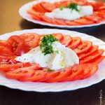 Tomates & Burrata