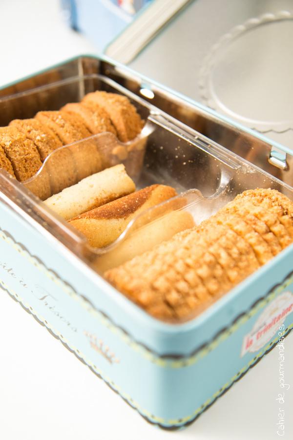 Biscuits Trinitaine | Cahier de gourmandises